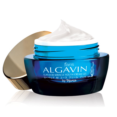 Faris Algavin Youth Cream Gel