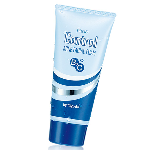 Faris Control Acne Facial Foam