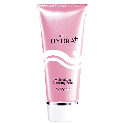 Faris Hydra Plus Moisturizing Cleansing Foam